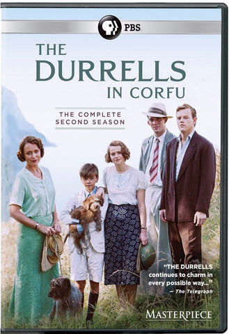 Masterpiece: The Durrells in Corfu Season 2