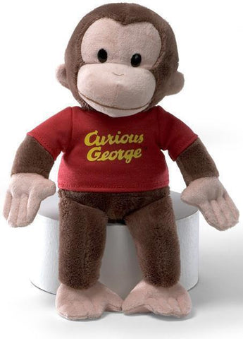 Curious George 8-inch Plush