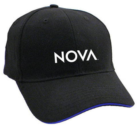 NOVA Embroidered Cap