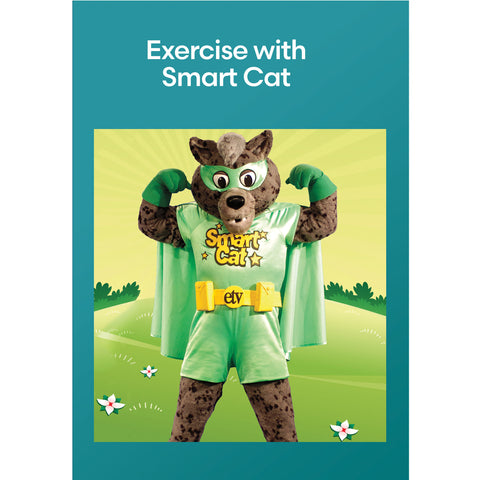 Exercise with Smart Cat DVD