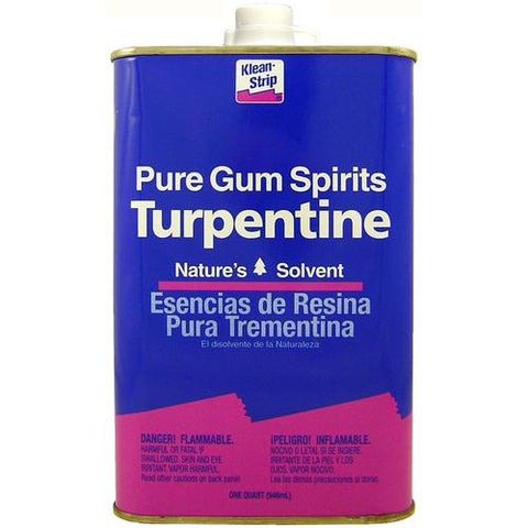 Turpentine Can