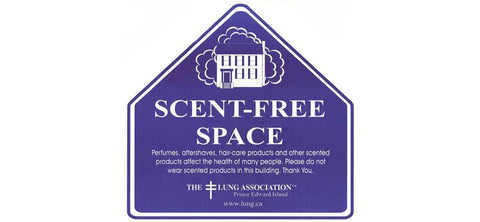 Scent-Free Space