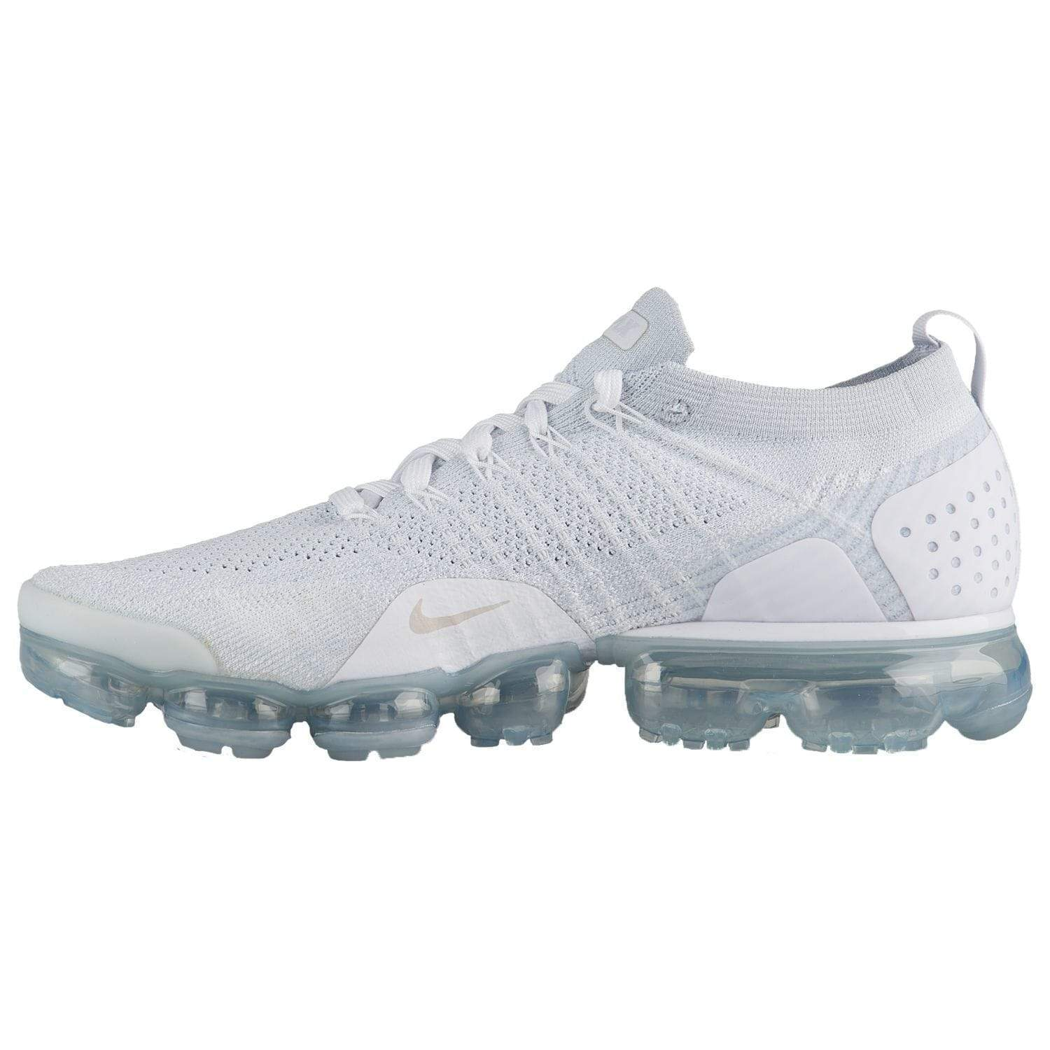 978c8b86ef5d Air Vapormax Flyknit 2 - Mens Running Shoes - 942842-105 - White ...