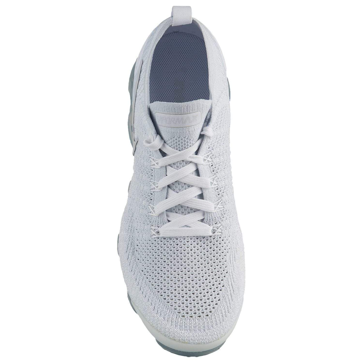 new product 44241 918cc Air Vapormax Flyknit 2 - Mens Running Shoes - 942842-105 - White