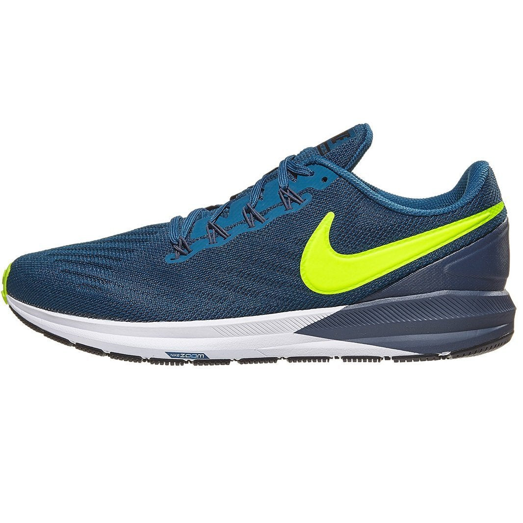 new arrival 35b34 95f01 Air Zoom Structure 22 - Mens Running Shoes Blue Force AA1636-402