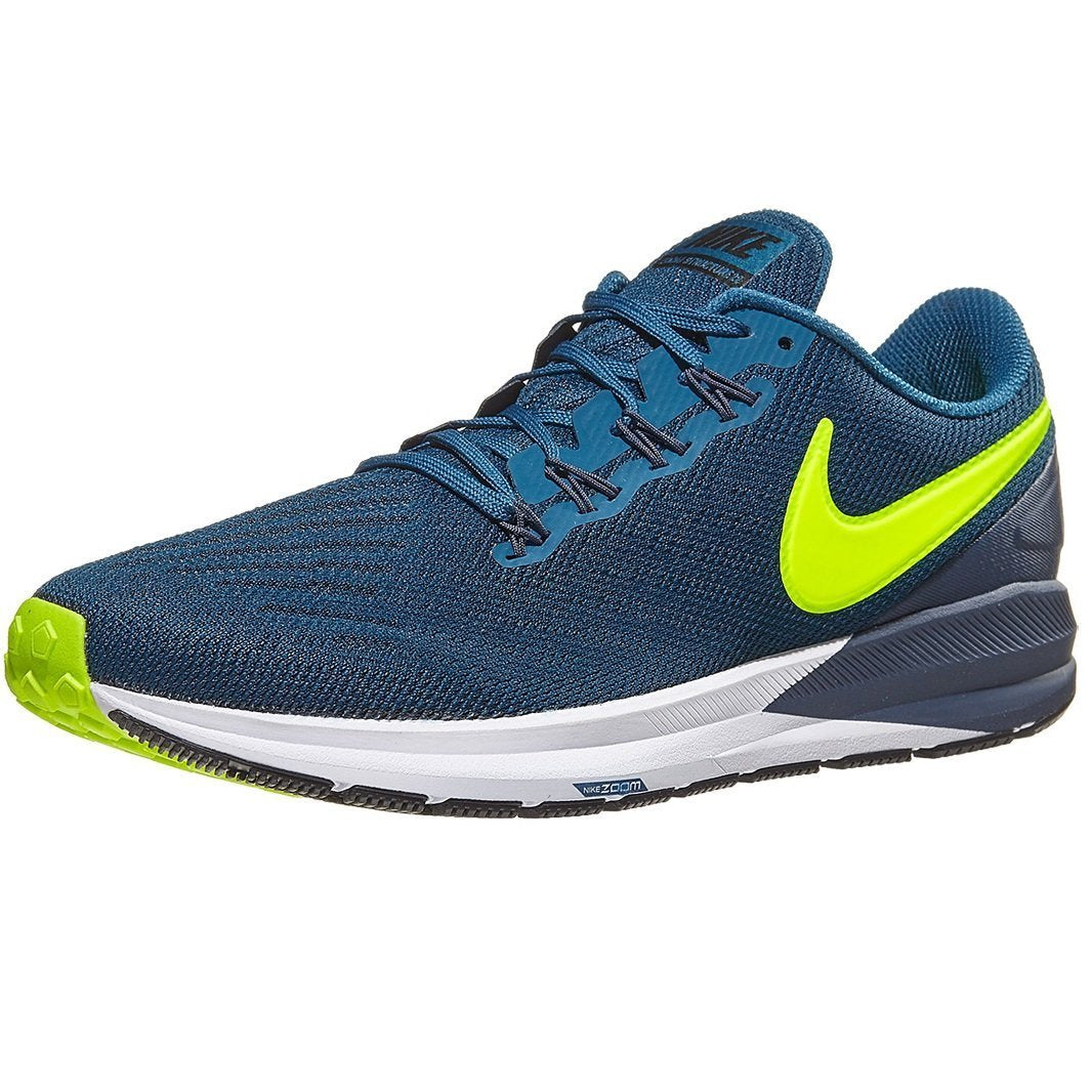 new arrival 55e93 f2c30 Air Zoom Structure 22 - Mens Running Shoes Blue Force AA1636-402