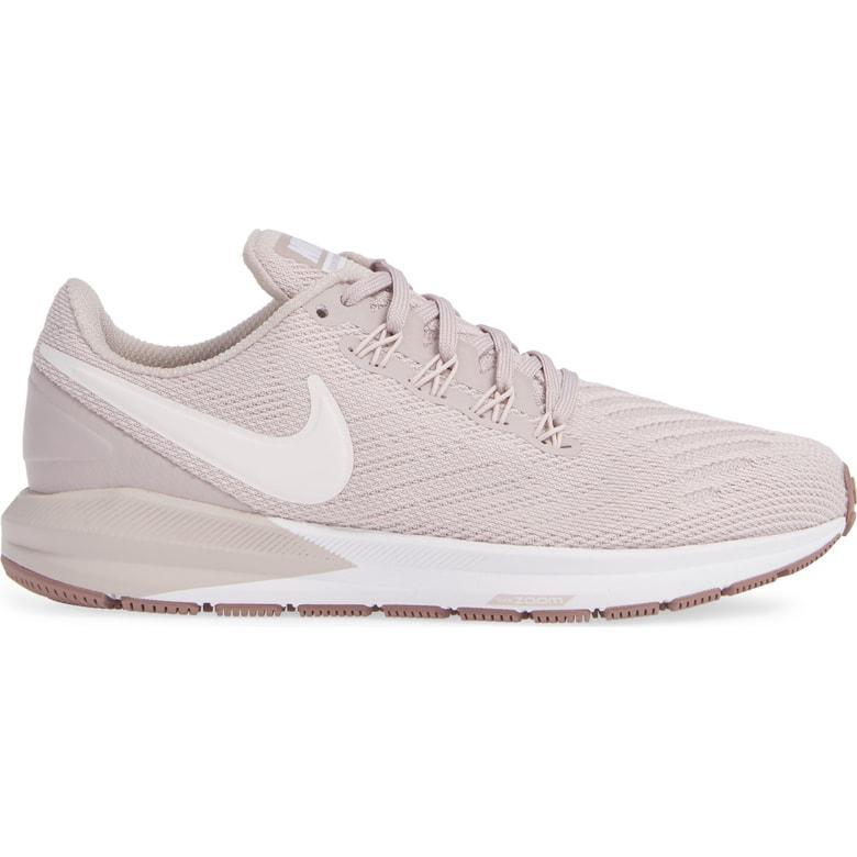 77cb4bf1132 Nike Air Zoom Structure 22 Women s Running Shoe Particle Rose Pink -  AA1640-600