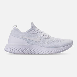 finest selection 5376b bf1e8 Nike Epic React Flyknit Womens Shoes AQ0070-102 True White ...