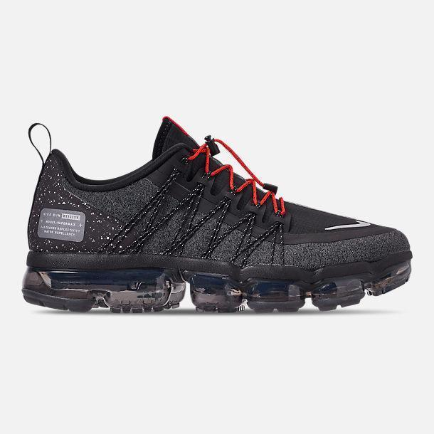 f364e8b9d163b Air VaporMax Run Utility - Mens Running Shoes AQ8810-001 Black Anthracite