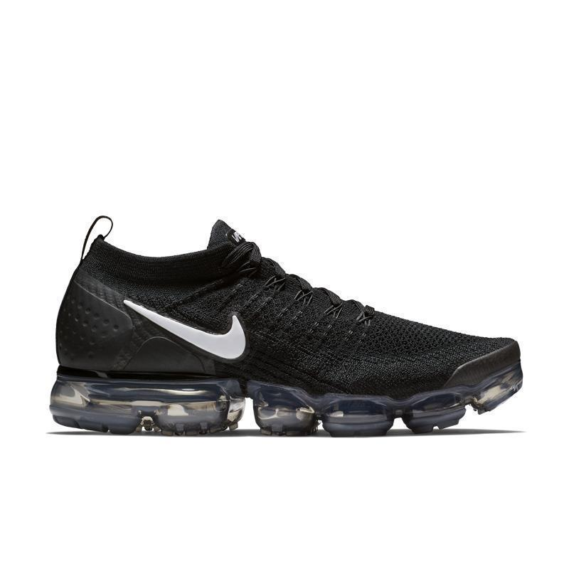 premium selection 91b46 ff42f Air Vapormax Flyknit 2 - Mens Running Shoes - 942842-001 - Black ...