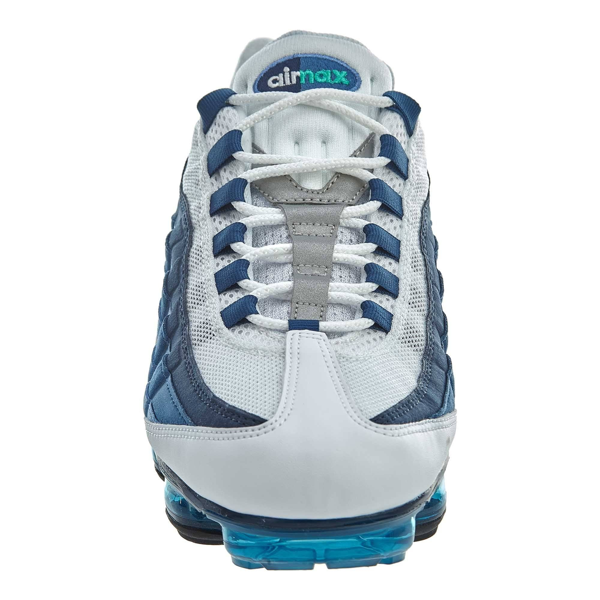 meet 9c201 4344d Air VaporMax 95 Men s Shoes AJ7292-100 French Blue Lake Blue