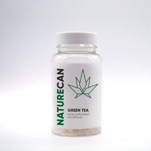 Naturecan Green Tea Extract – 60 Capsules
