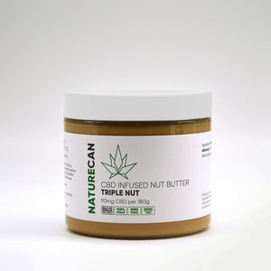 CBD Nut Butter - Triple Nut