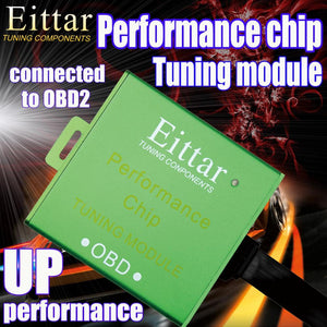 Eittar OBD2 OBDII performance chip tuning module excellent