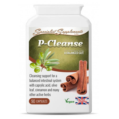P-Cleanse Curatare si Detoxifiere 90 cps