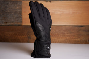 Ellesmere Luxury Heated Glove - Svart Black