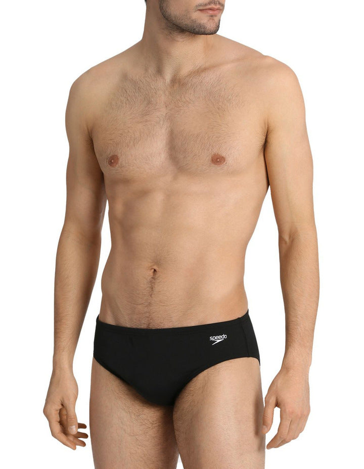 Mens Endurance 8cm Brief Black