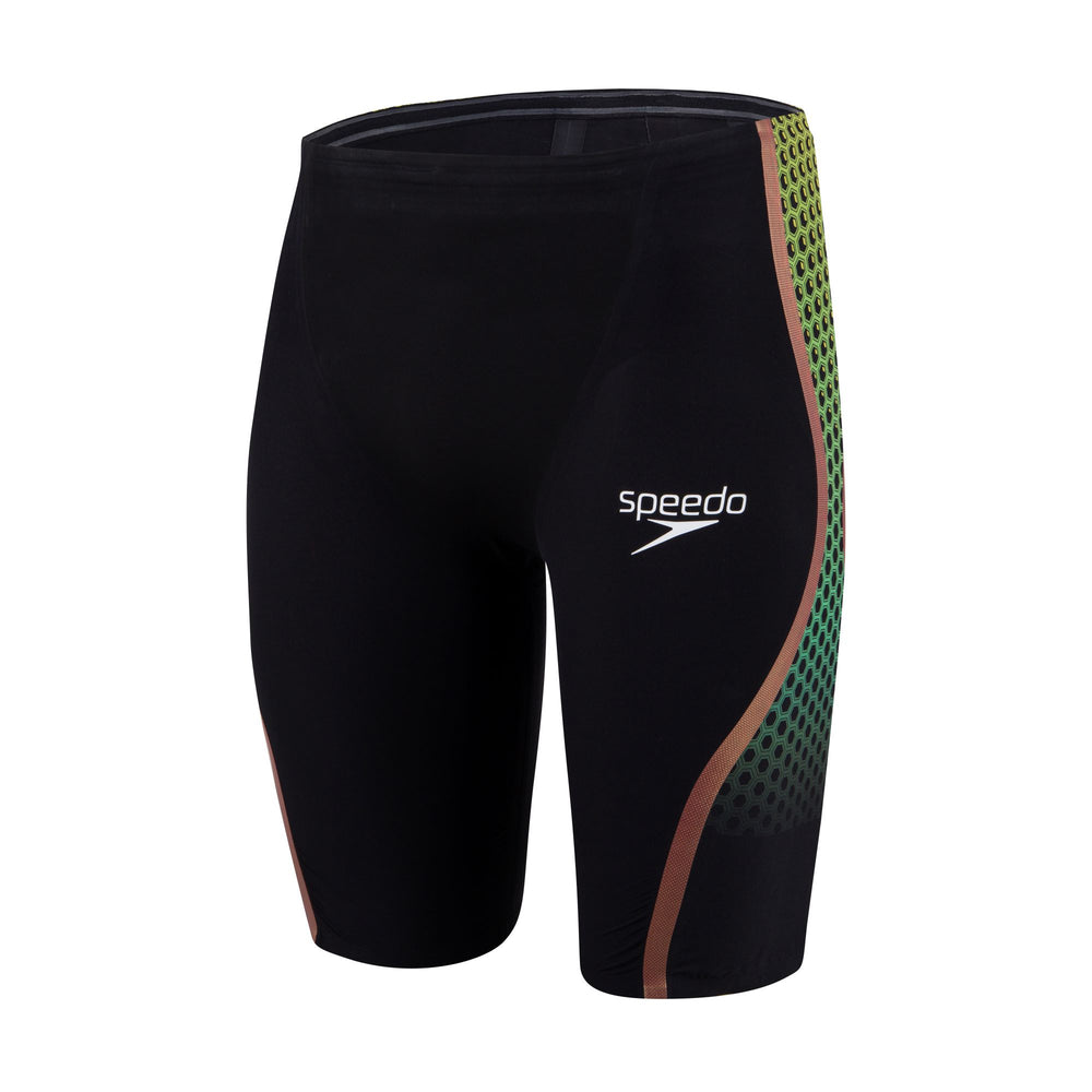 Fastskin LZR Racer Pure Intent High Waist Jammer Black/Yellow/Jade/Gold