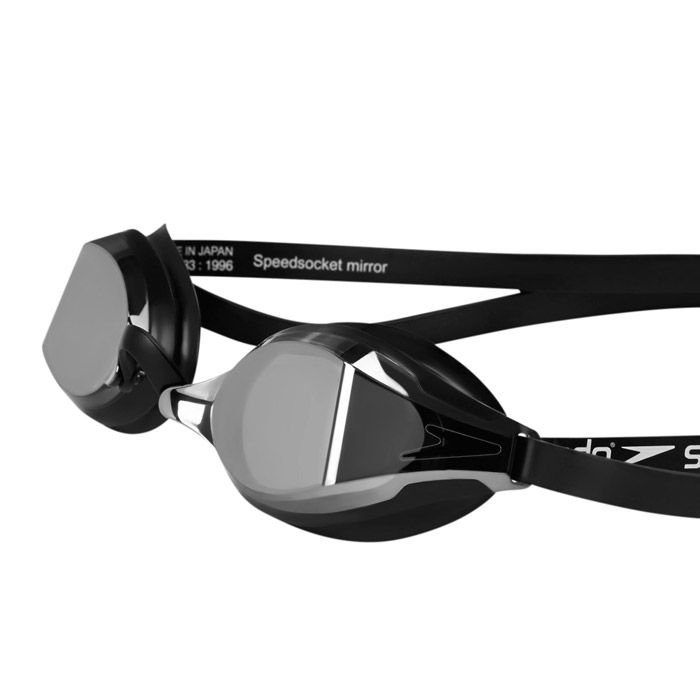Fastskin Speedsocket 2 Mirror Goggles Black