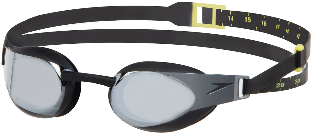 Fastskin Elite Mirror Goggles Black/Smoke
