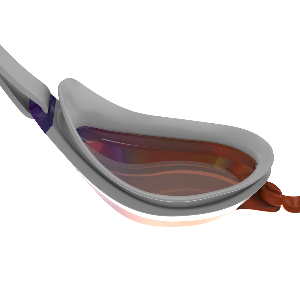 Fastskin Speedsocket 2 Mirror Goggles White/Dragon Fire/Copper Gold