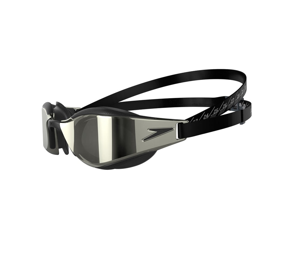 Fastskin Hyper Elite Mirror Goggles Black/ Oxide Grey/ Chrome