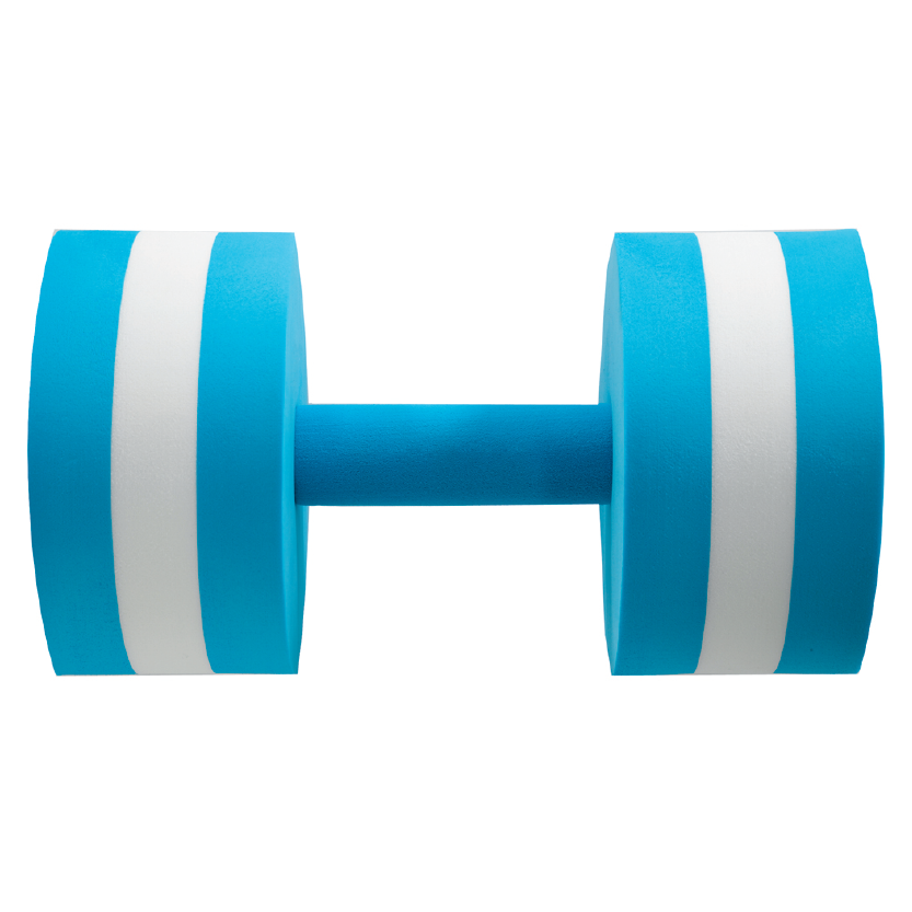 Aqua Dumbell Blue