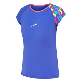 Girls Kimberley Cap Sleeve Sun Top