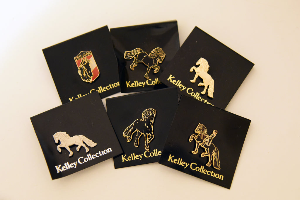 Collectable Horse Pins