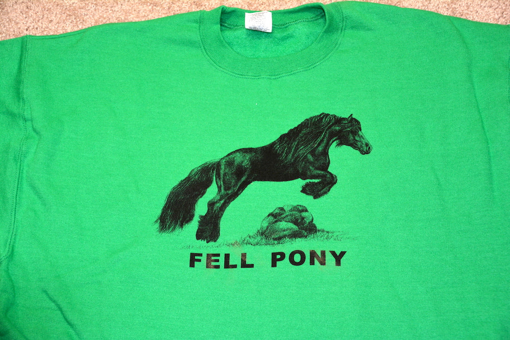 Fell Pony Crew Neck Sweatshirt