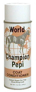 World Champion Pepi