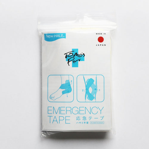 New-HALE × Tomo's Pit Emergency Tape