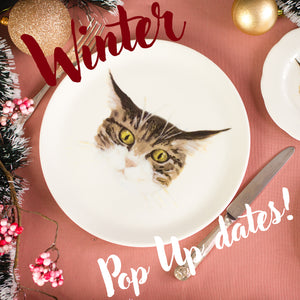 "Winter ""pop-ups"" and market dates!"