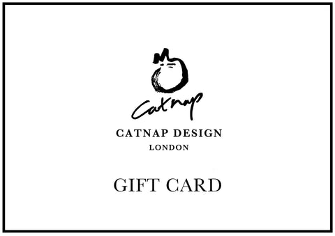 Catnap Design London Gift Card