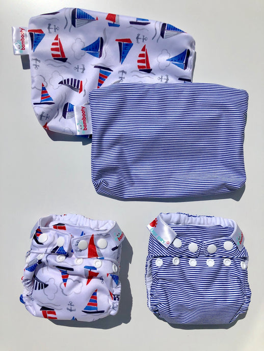 Great gifts come in the form of reusable cloth nappies