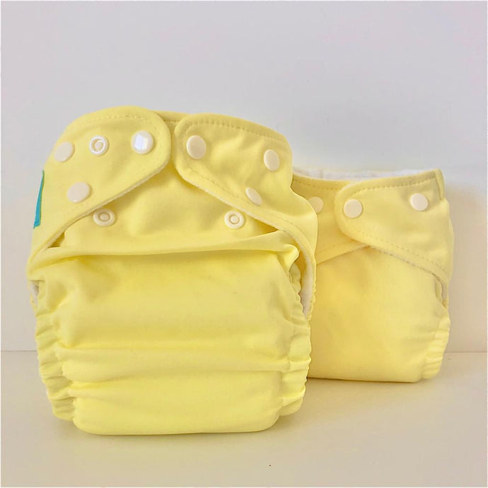 Can I use one size nappies from birth?