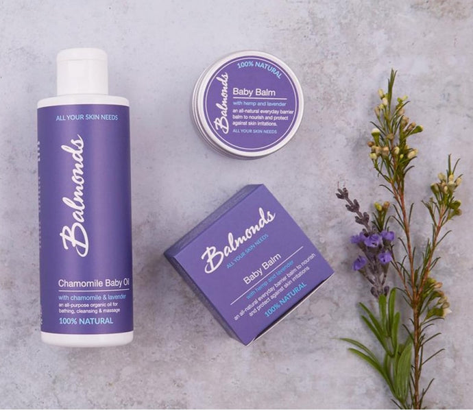 Balmonds Skincare – A mother's solution