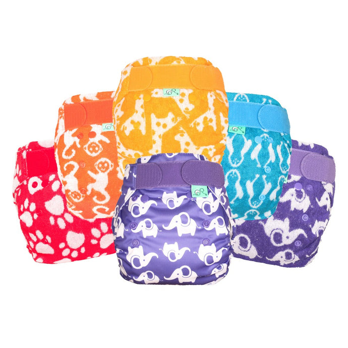 TotsBots Full Bundle 15x nappies