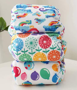 The Cloth Nappy Company Malta TotsBots starter bundle one size
