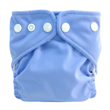 Load image into Gallery viewer, Charlie Banana X-Small Pocket Nappy Periwinkle The Cloth Nappy Company Malta