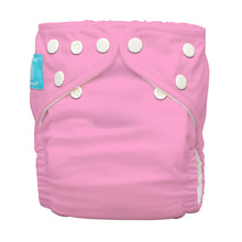 Load image into Gallery viewer, Charlie Banana One Size Hybrid Pocket Nappy Baby Pink The Cloth Nappy Company Malta