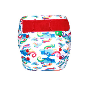 Tots Bots EasyFit - All in One Breeze print The Cloth Nappy Company