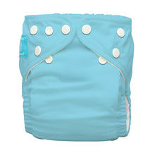 Load image into Gallery viewer, Charlie Banana One Size Hybrid Pocket Nappy CB Blue The Cloth Nappy Company Malta