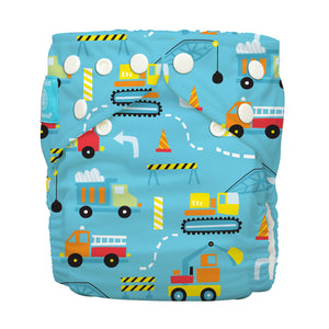 Charlie Banana One Size Hybrid Pocket Nappy Construction The Cloth Nappy Company Malta