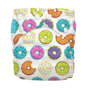 Charlie Banana One Size Hybrid Pocket Nappy Donuts The Cloth Nappy Company Malta