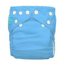 Load image into Gallery viewer, Charlie Banana One Size Hybrid Pocket Nappy Sky Blue The Cloth Nappy Company Malta