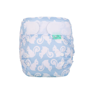 Tots Bots EasyFit - All in One Squiddle print The Cloth Nappy Company