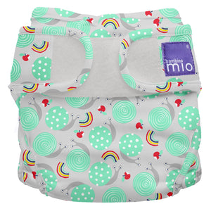 The Cloth Nappy Company Malta Bambino Mio Cover snail surprise