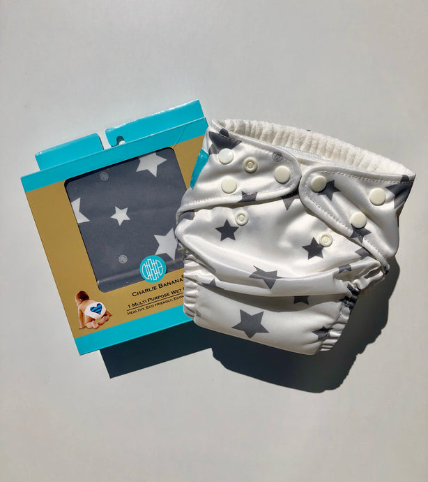 Charlie Banana Twinkle Little Star Gift Set The Cloth Nappy Company Malta