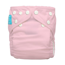 Load image into Gallery viewer, Charlie Banana One Size Hybrid Pocket Nappy light pink The Cloth Nappy Company Malta